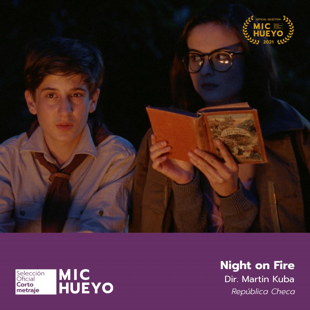 21 - Night on Fire