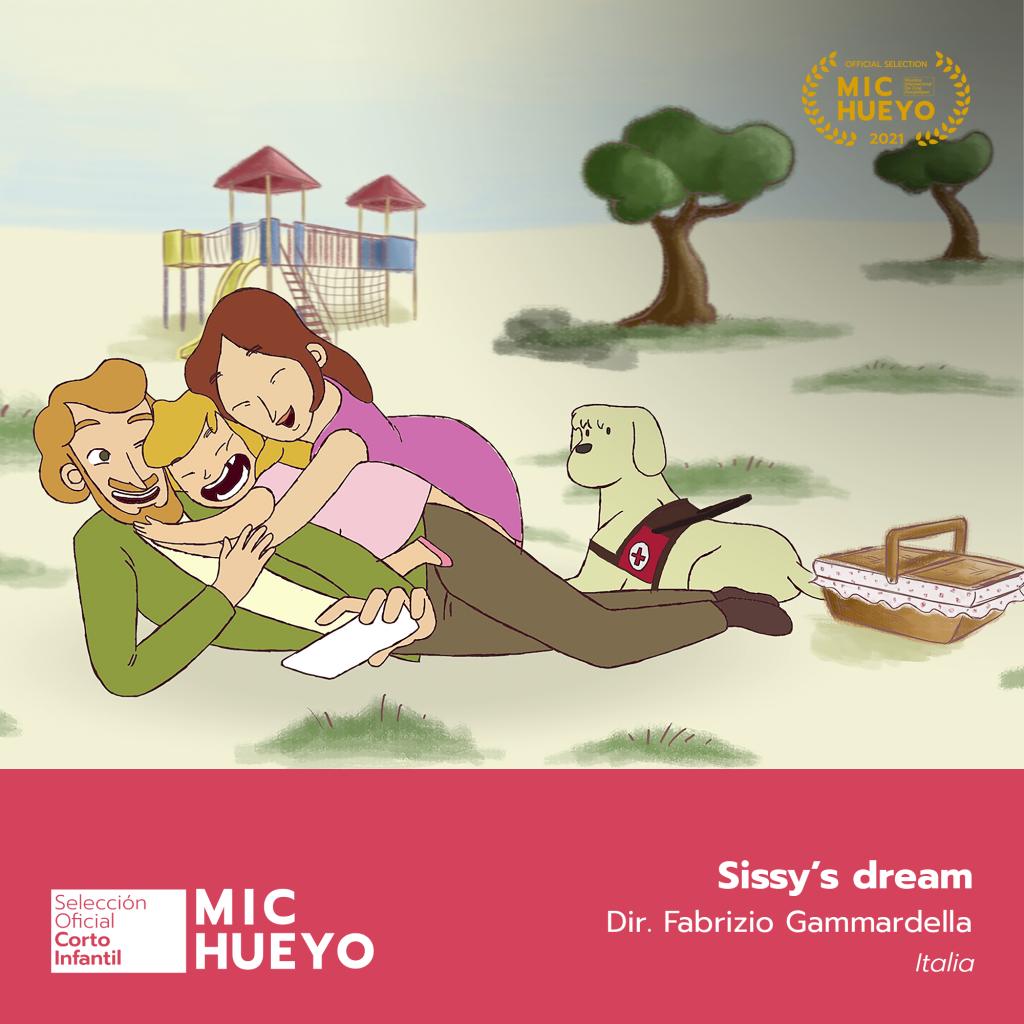 36 - Sissy's dream