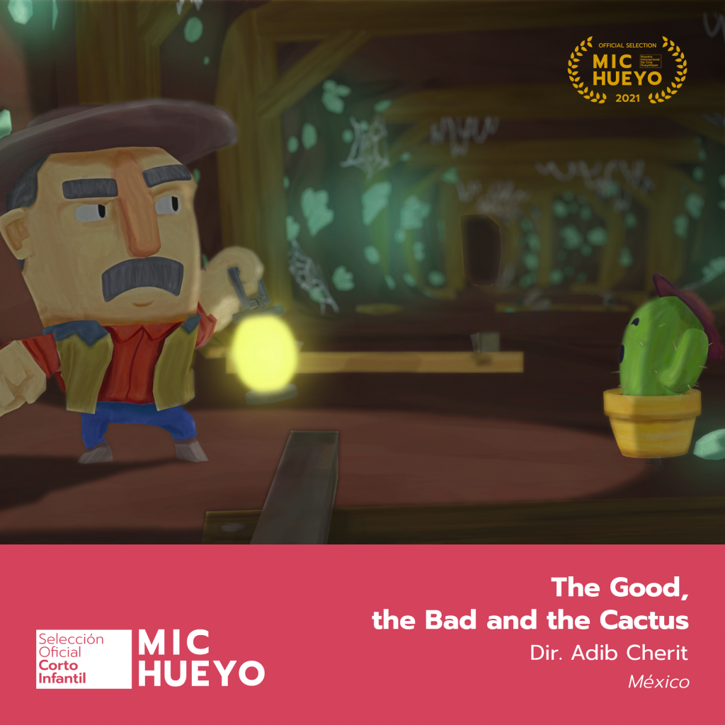 38 - The Good, the Bad and the cactus