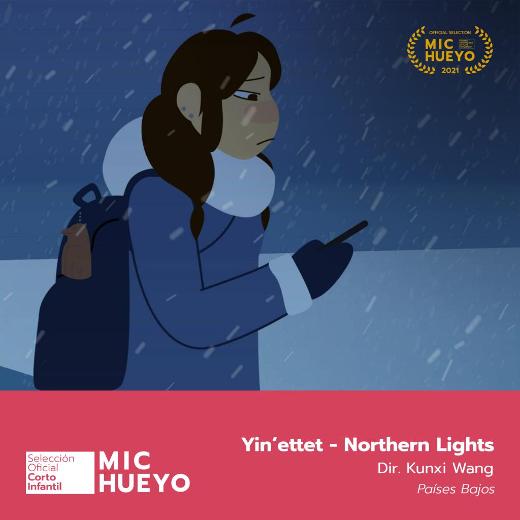 40 - Yin'ettet - Northern Lights